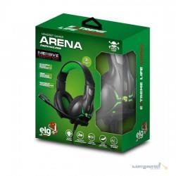 Headset Gamer Arena ELG Hgar Power Bass Surround 3d